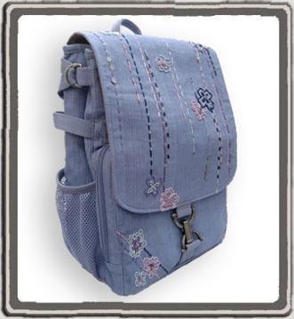 NokHoo Laptop Bag-Raining Paradise