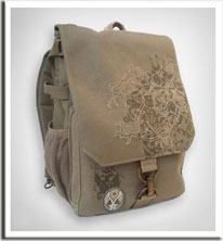 NokHoo Laptop Bags-Sirrush :  laptop bags embroidery dragon backpack